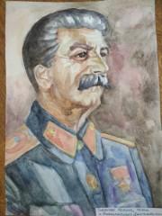 Генералиссимус-Джугашвили.-Тиванова-Полина