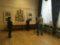 Открытие выставки «Ёлка Победы»